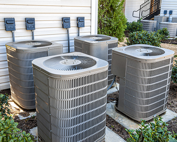 Central Air Conditioning Installations in MA